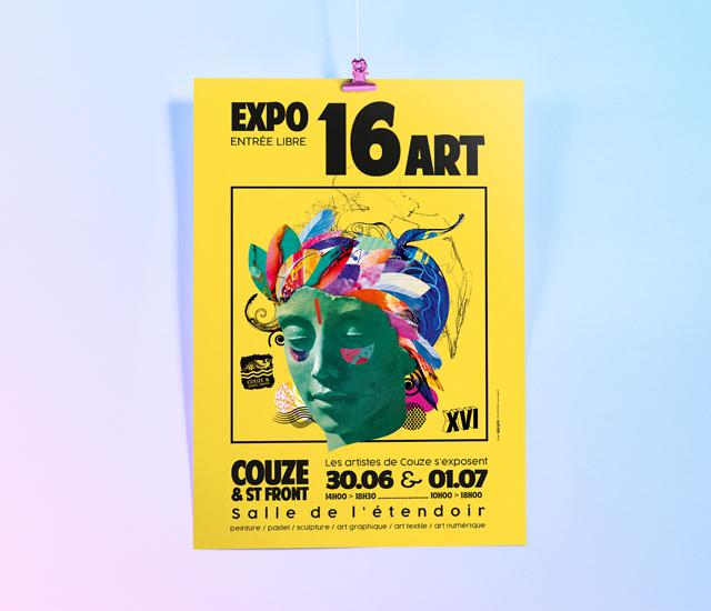 16 ART de Couze