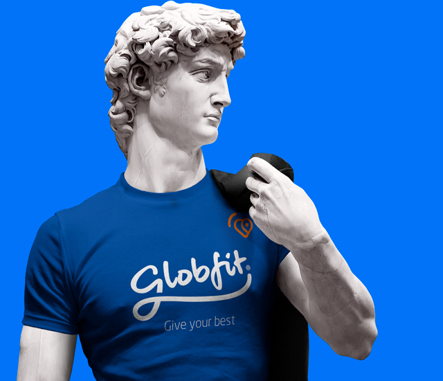 Globfit, Give your best
