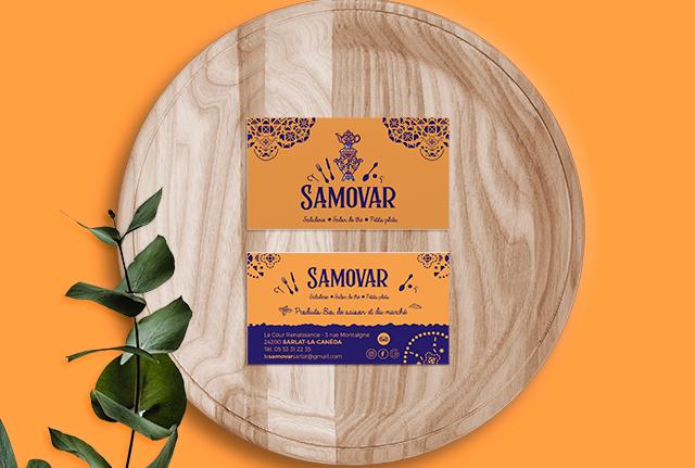 Restaurant Le SAMOVAR Sarlat