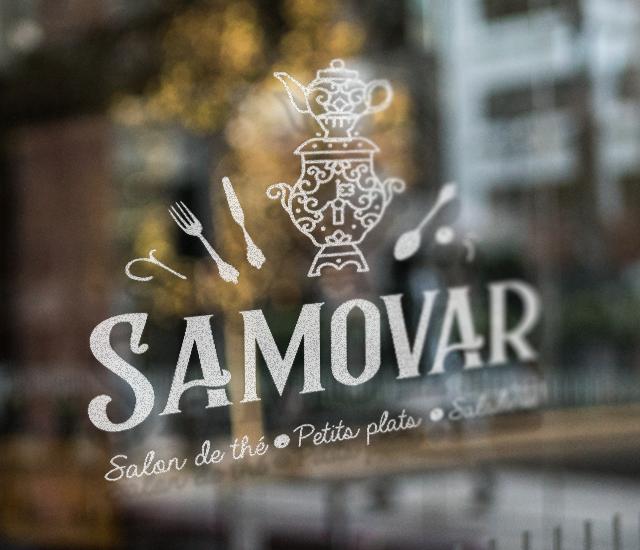 Vitrine Samovar