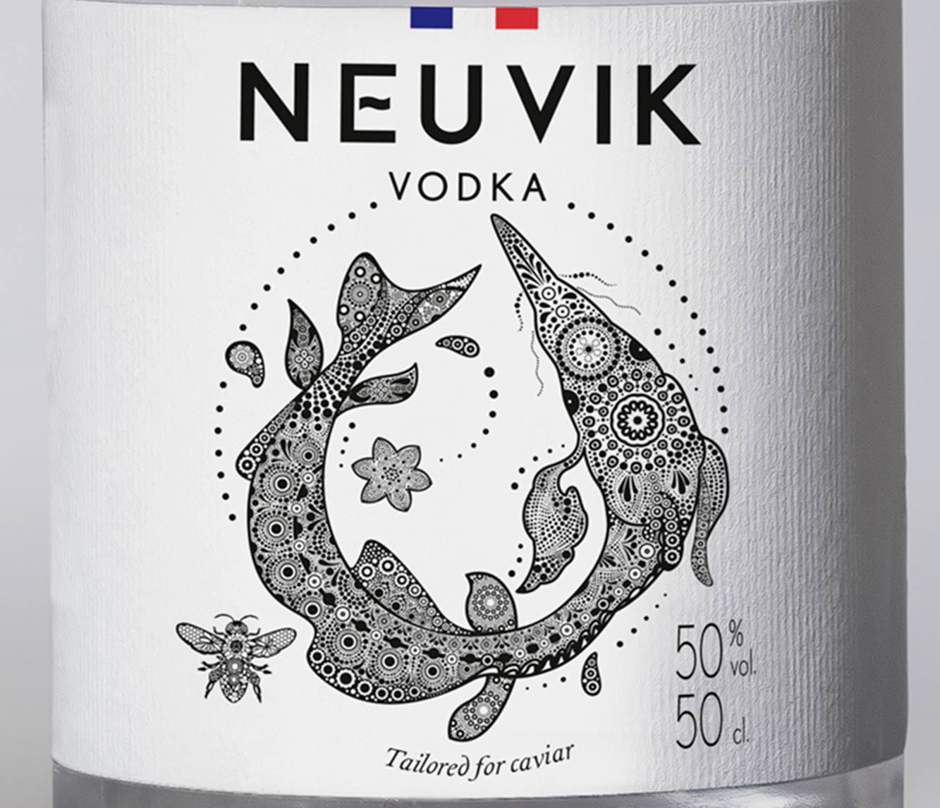 esturgeon vodka Neuvik