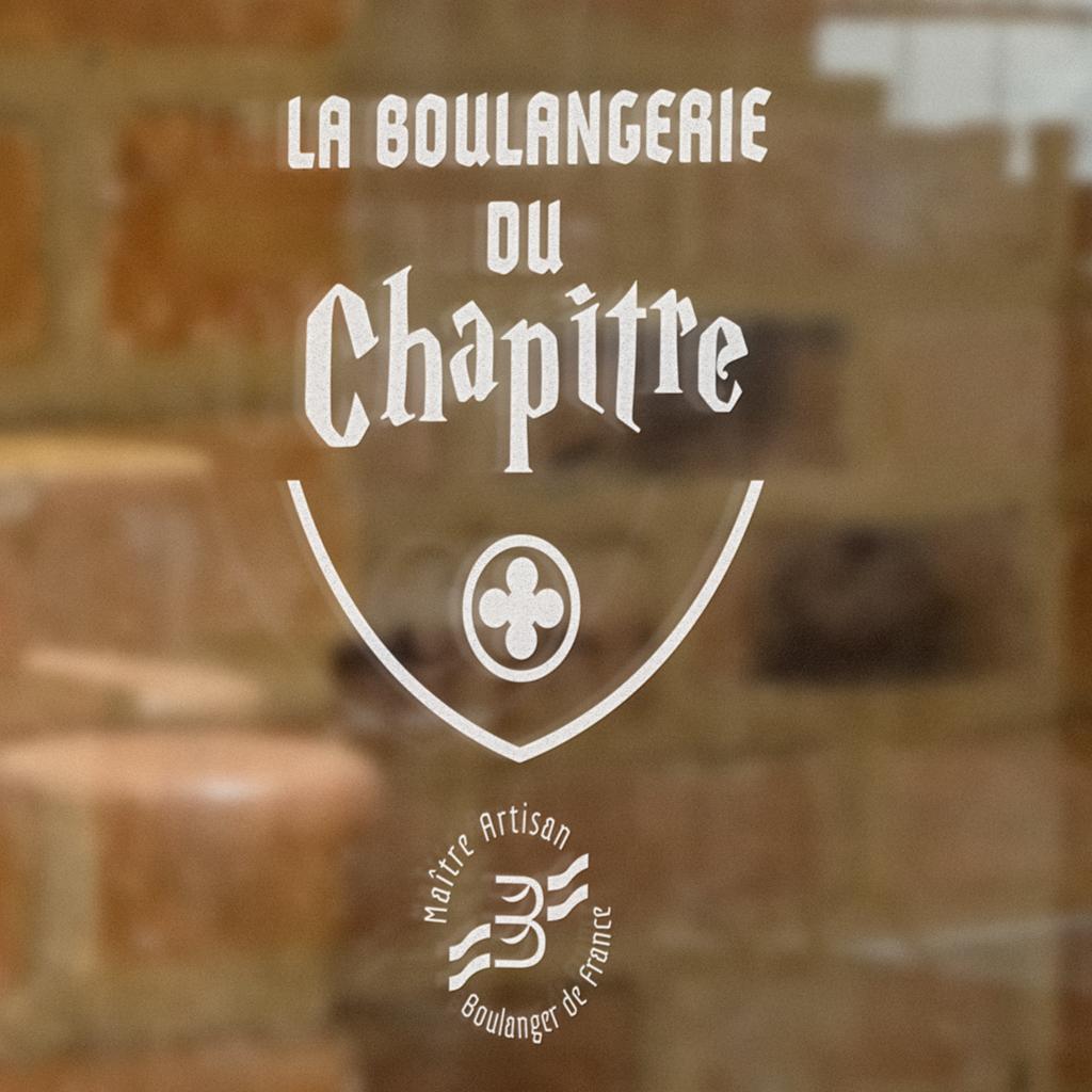 Blason Boulangerie du Chapitre Monpazier
