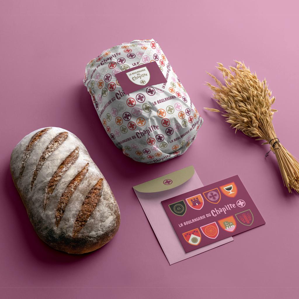 Identité Boulangerie du chapitre Monpazier
