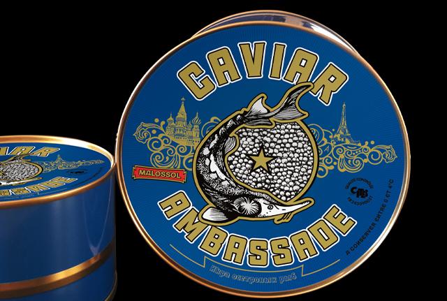 Caviar Ambassade