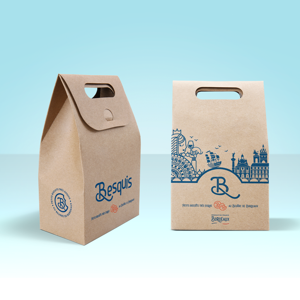 Création packaging et marque Agro-alimentaire Dordogne